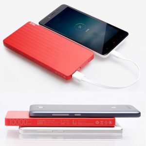Универсальная батарея ZMI powerbank 10000mAh Red